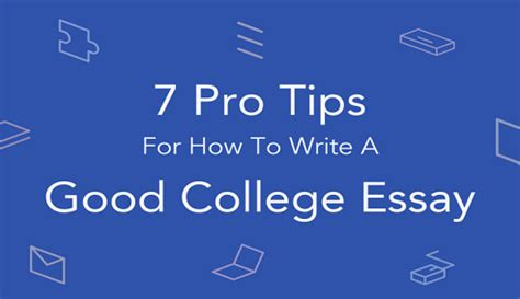 How to Start a College Essay Perfectly - PrepScholar